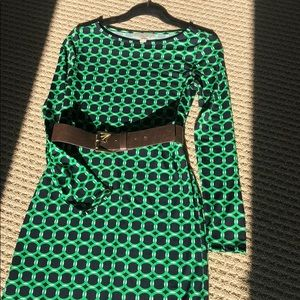 Like new Fabulous Michael Kors geometric dress